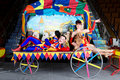 Harlequin And Colombina Royalty Free Stock Image - 21529546