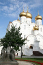 Uspensky Cathedral In Yaroslavl Royalty Free Stock Image - 21536766