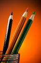 Pencils Royalty Free Stock Image - 21556546
