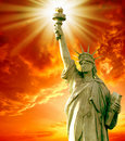 Statue Of Liberty Stock Photos - 21592733