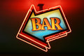 Bar Sign Royalty Free Stock Images - 2162089