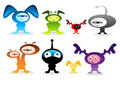 Monsters - Series Ll Stock Photography - 2168352