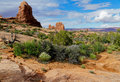 View Of Monument Valley, USA Royalty Free Stock Images - 21618059