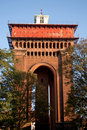 Victorian Water Tower Royalty Free Stock Image - 21620186