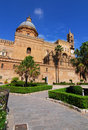 Palermo Cathedral, Sicily Stock Photos - 21621563