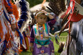 North American Indian Pow Wow. Stock Photos - 21635593