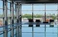 Swimming Pool On The Roof Stock Image - 21637041