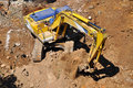 Excavator Stock Photography - 21668462