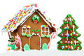 Gingerbread House Royalty Free Stock Images - 21704279