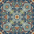 Arabesque Seamless Pattern Royalty Free Stock Photography - 21706747