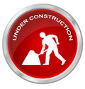 Web Site Under Construction Royalty Free Stock Photos - 21708208