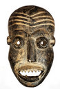 African Face Mask. Royalty Free Stock Photo - 21720615