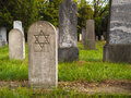 Jewish Cemetery Royalty Free Stock Images - 21720729