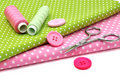 Sewing Items Stock Photos - 21720793