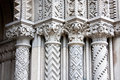 Four Ornate Columns Stock Images - 21724914