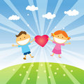 Love Spring Stock Images - 21725754