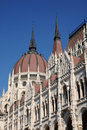 The Hungarian Parliament - Dome Roof Royalty Free Stock Photos - 21762468