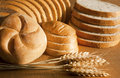 Bread And Wheat Stock Photos - 21782883