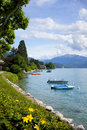 Lake Annecy Royalty Free Stock Images - 21786559