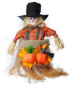 Scarecrow Royalty Free Stock Photo - 21788075