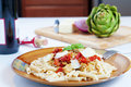 Pasta Dish Royalty Free Stock Photography - 21793217