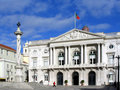 Lisbon City-hall Stock Image - 2186291