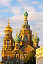 Church In St. Petersburg Royalty Free Stock Photography - 21832537