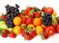Ripe Fruit And Berries Stock Images - 21842884
