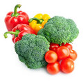 Different Vegetables Royalty Free Stock Image - 21857086
