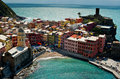 Vernazza, Cinque Terre, Italy Royalty Free Stock Photography - 21882797