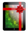 Tablet PC Gift Stock Photos - 21891933