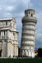 Leaning Tower Of Pisa Stock Photos - 21893263