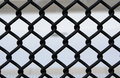 Chain Link Fence Royalty Free Stock Photos - 2194038