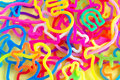 Colorful Rubberbands Stock Image - 21910721