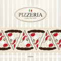 Menu For Pizzeria Royalty Free Stock Image - 21910876