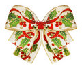 Christmas Bow Stock Image - 21917091