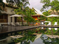 Beautiful Resort In Costa Rica Royalty Free Stock Photography - 21930187