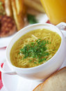 Chicken Soup Royalty Free Stock Photos - 21935498