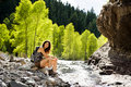 Hiking Royalty Free Stock Images - 21963179