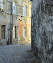 Vilnius Old Town Street Royalty Free Stock Images - 21969019