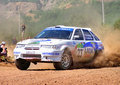 Rally Southern Ural 2007 Stock Images - 21970834