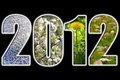 2012 New Year Royalty Free Stock Images - 21975869