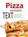 Pieces Of Pizza Royalty Free Stock Image - 21987426
