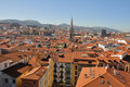 Rooftops Of Bilbao City, Spain Stock Photography - 21993892