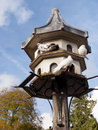 Dovecote At Killerton Court Royalty Free Stock Images - 21997909