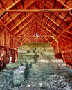 Stacks Of Hay Stock Image - 22008351
