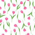 Vector Floral Pattern Royalty Free Stock Photos - 22014358