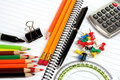 Office Supplies Stock Image - 22054621