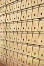 Letter Boxes Stock Photos - 22062523