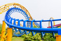 Roller Coaster Stock Photo - 22063610